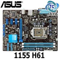 Motherboard Mainboard Mobo Intel LGA 1155 H61 Onboard ASUS