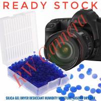 Silica Gel Kamera Box Humadity Anti Jamur Lembab Silika Camera