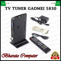 Tv Tuner Combo Gadmei 5830 for Lcd Led Crt Tv Tunner Bagus