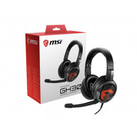 HEADSET MSI GAMING IMMERSE GH30 - HEADSET GAMING MSI