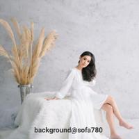 background studio foto muslin abstrak abu2 bercak UK 3x5m
