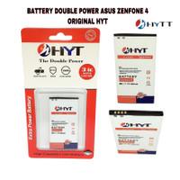BATTERY DOUBLE POWER ORIGINAL HYT ASUS ZENFONE 4