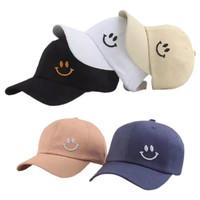 Topi Anak Perempuan Laki-laki Remaja 7-18Tahun Smile / Topi Korea Anak