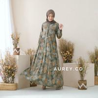 Gamis wanita dress muslim Arsya homeydress