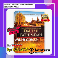 bangkit dan runtuhnya daulah fathimiyah - original hard cover