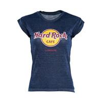 Kaos Hard Rock Cafe Wanita - ORIGINAL HARDROCK