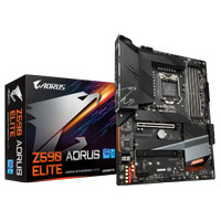 Gigabyte Z590 Aorus Elite Socket 1200 Motherboard Intel