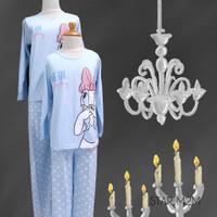 Baju Tidur Anak perempuan GS (Daisy Lie) St. lgn pjg cln pjg