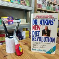 NEW DIET REVOLUTION | ROBERT C. ATKINS