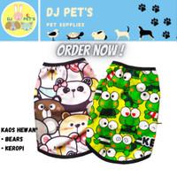baju anjing baju kucing pet cloth rajut