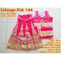 Baju India Anak Perempuan (4)
