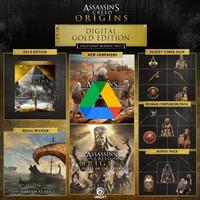 PC Games Assassins Creed Origins FULL DLC