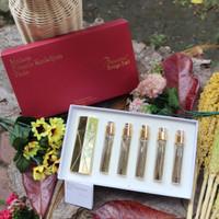 MFK Baccarat Extrait Travel Set 11 ml With Travel Case Original