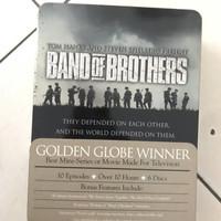 band of brothers original dvd set collection asli english tv series