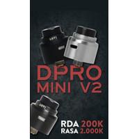 DPRO MINI MOVI X COILART Authentic RDA 22mm