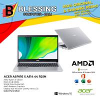 ACER Aspire 5 A515 44 R25N RYZEN 3 4300U 8GB 512GB W10 & OHS (Silver)