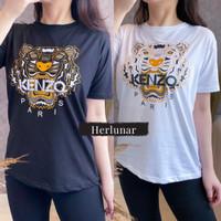 Baju kaos tshirt branded wanita | Atasan wanita kenz
