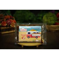 Foodstocks Rendang Hati Sapi Sachet 100gr - Frozen Food Siap Saji