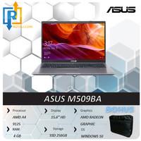 Asus M509BA HD422 A4 9125 4GB 256ssd W10+OHS 15.6 Blit GRY