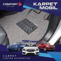 Datsun GO + Plus Karpet Mobil Coil PVC Comfort Deluxe 12 Custom
