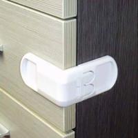 Pengaman pengunci pintu lemari laci kulkas safety bayi anak