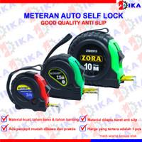 Meteran Otomatis Auto Self lock 3M, 7,5M 10M Murah Bagus