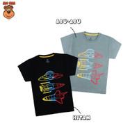 MacBear Baju Anak Laki-laki Kaos Galaxy Collection Rainbow Jet