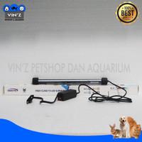 Lampu Aquarium Celup Sakkai Pro T4 20cm Ganti Warna