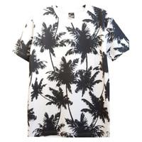 Pakaian Baju Kaos Import Pria Dewasa Tropical Chiller Tshirt