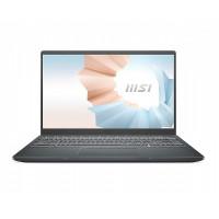 """MSI Modern 14 B10RBSW 277 [14""""/i5-10210U/512GB SSD/8GB/MX350/W10] Gray"""