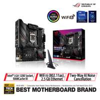 ASUS ROG STRIX B560-G GAMING WIFI - Intel Motherboard LGA1200
