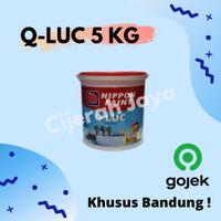 Cat Tembok Q Luc / Q-Luc / Qluc 5 kg Nippon Paint
