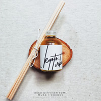 Kanagawa Reed Diffuser 60ml - Aromatherapy