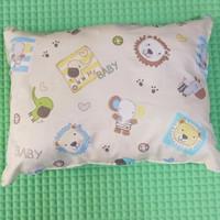 bantal bayi/banta bayi rata/bantal bayi empuk/