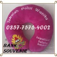 souvenir bantal leher custom repeeat order