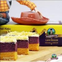 SANGKURIANG Kue Lapis Bogor Talas Keju