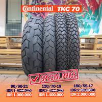 CONTINENTAL TKC 70 90/90-21 120/70-19 180/55-17 Ban BMW KTM CRF KLX