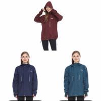Jaket Outdoor / Jaket Taslan Outdoor / Jacket Aurora Marun - ARA