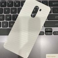 Garskin Carbon Skin Antigores Belakang Xiaomi Pocophone F1