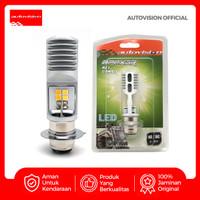 Autovision LED Headlight RZ1 M5 Combo 12V 7W/7W