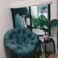 Bantal / Kasur Kursi Keong Rotan Besar / Cushion Kursi Rotan Besar