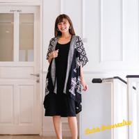 Baju Batik Wanita outer big size - Deluxe Carousel