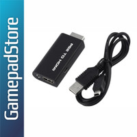 PS2 TO HDMI AV ADAPTER CONVERTER / PS2 HDMI CONVERTER VIDEO WITH AUDIO