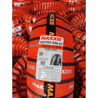 BAN DEPAN NMAX TUBLESS MAXXIS 110/70-13 VICTRA + BONUS