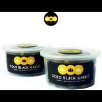 Bawang Hitam Lanang Tunggal / Solo Black Garlic - 250 gram