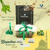 Cottonology Bundling Special Ramadhan Kemeja + Chino Free 5pcs Amplop