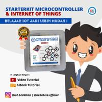 Starter Kit IOT (Microcontroller Trainer Kit & Internet Of Things)