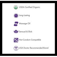 Pasti Murah Astroglide O Oil Liquid 4.0 Oz - Massage Oil Minyak Pijat
