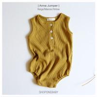 Baju Jumper Unisex Rajut Pergi Japan Fashion Rumah Anak Bayi ANNA