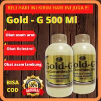 Jelly Jely Jeli Gamat Gold G 500 ml 500ml asli original